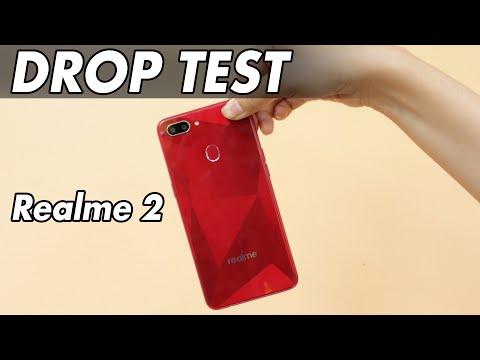 Realme 2 DROP TEST Indonesia...