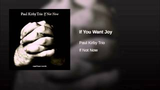 If You Want Joy