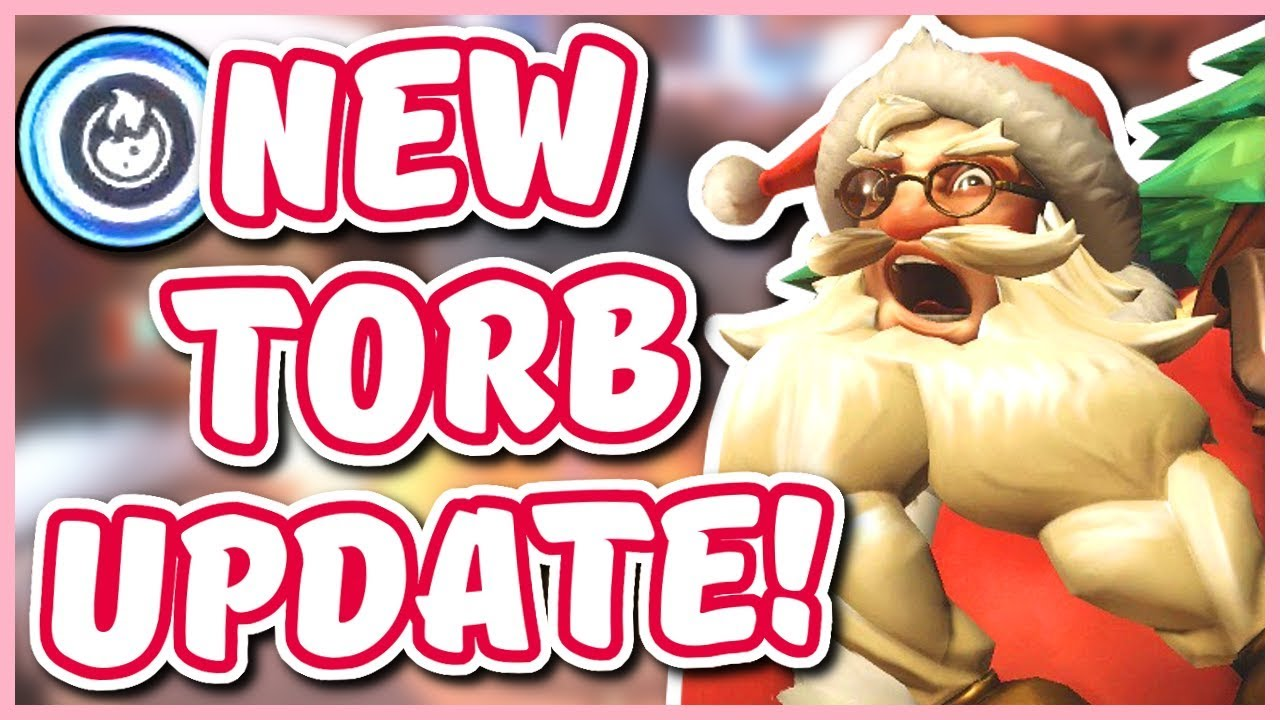 Torbjorn Update