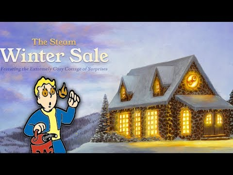 MY HOT TAKE On The Steam 2018 Winter Sale!