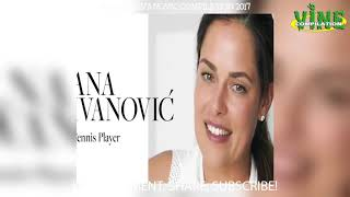 New anaivanovic aka Ana Ivanovic Instagram Compilation 2017