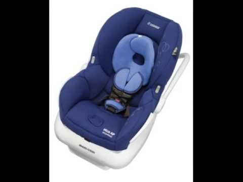 Maxi Cosi Mico AP Infant Car Seat White Collection Blue 0 12 Months From