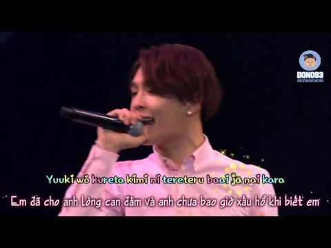 [DONO93][VIETSUB + KARA] WINNER - La la la love song @ 1st Jap Tour 2014