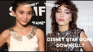 what happened to rowan blanchard