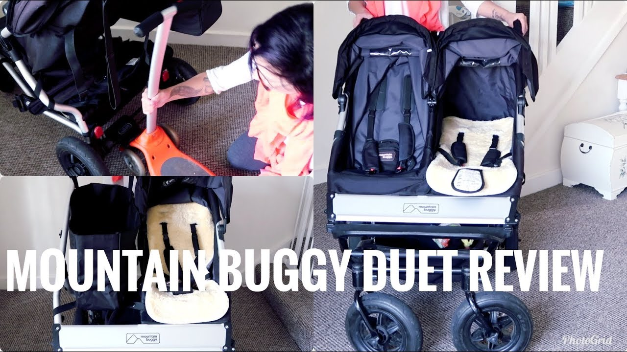 Mountain Buggy Duet Review Mountain Buggy Duet Review Bugaboo Donkey Dupe