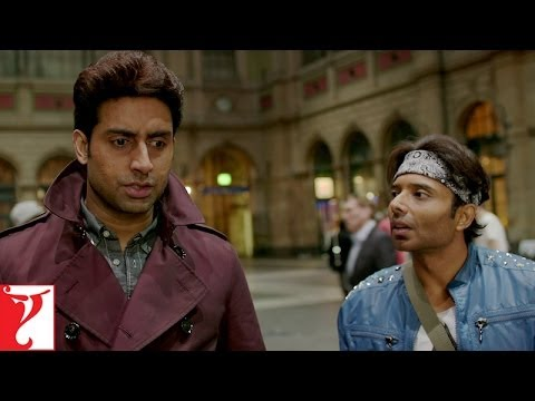 Dialogue Promo | Jai Ali Style | DHOOM:3 | Abhishek Bachchan | Uday Chopra