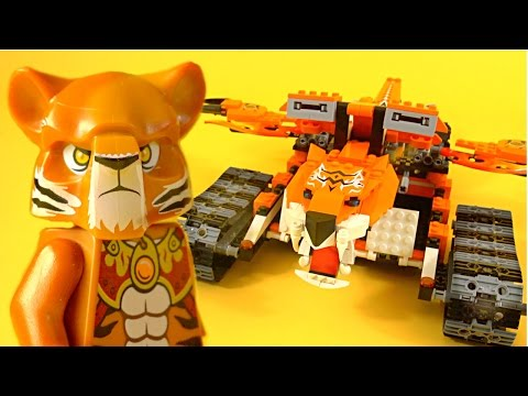LEGO Chima 70224 Tiger's Mobile Command