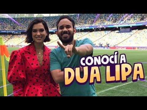 CONOCÍ A DUA LIPA Y LA COPA DE LA CHAMPIONS - CHAMPIONS LEAGUE 3 UCRANIA