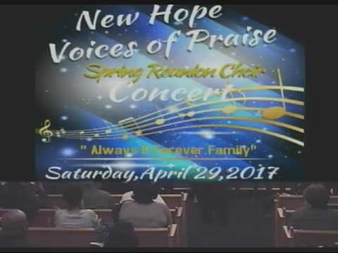 VOP Choir Reunion 2017 4/29/17