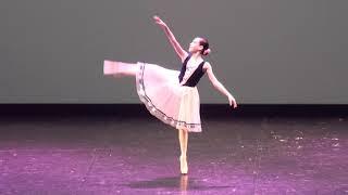 00299 II Starptautiskajā baleta konkursā ROYAL DANCE GRAND PRIX BALTIC 7.04.2019 VEF K. P.