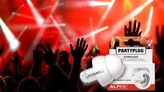 Alpine PartyPlug Ohrstöpsel: Auspacken
