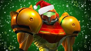 Metroid Prime is a Christmas Game