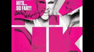 Download P!nk - Please Don't Leave Me MP3 song and Music Video