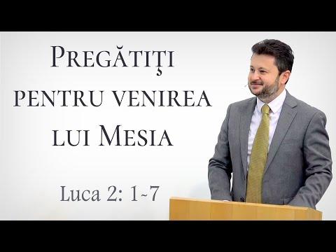 Biserica Baptistă Emanuel Timișoara - Duminica PM 08.12.2019 Radu Oprea