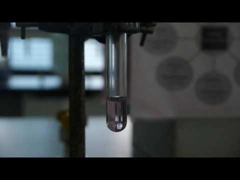 วิชาเคมี - สมบัติของธาตุแทรนซิชันและสารประกอบ