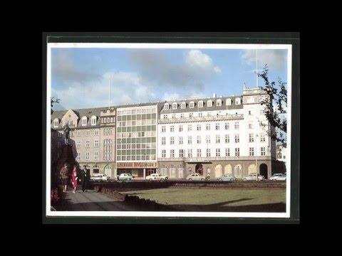 Old póstkort Reykjavik