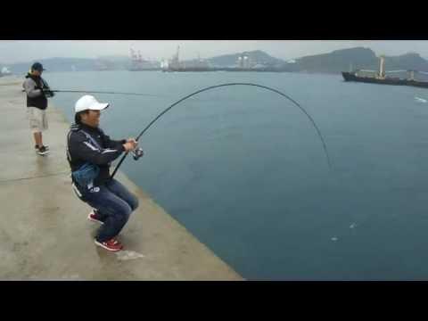 Shore Jigging Taiwan - 東堤 打魚蓋流哥第一彈