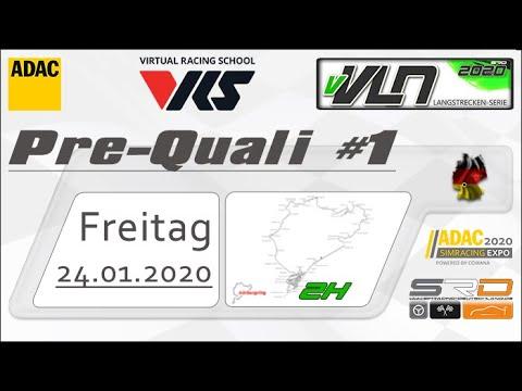 Download Virtual Racing School | vVLN 2020 #Pre-Quali #1