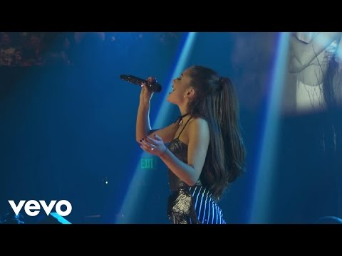Love Me Harder  on the Honda Stage at the iHeartRadio Theater LA