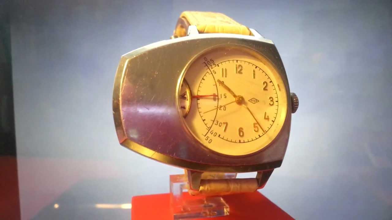 наручные часы Ракета Золотой Остап - YouTube
