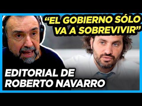 Duro editorial de Navarro luego de q Cafiero confirmara que 20% de jubilados perderán con inflación