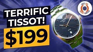 Terrific Tissot! The $199 PR100