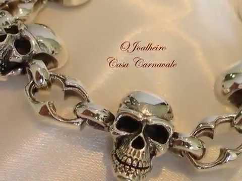 ab031e5b0dfdd Correntes e jóias de ouro e prata Ojoalheiro - YouTube