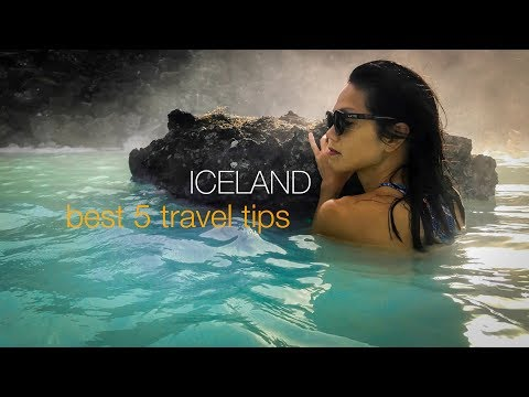 Iceland travel tips - Best 5 tips for photographers and film