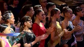 Турнир по танцевальному спорту «BRAVISSIMO International dance competition»