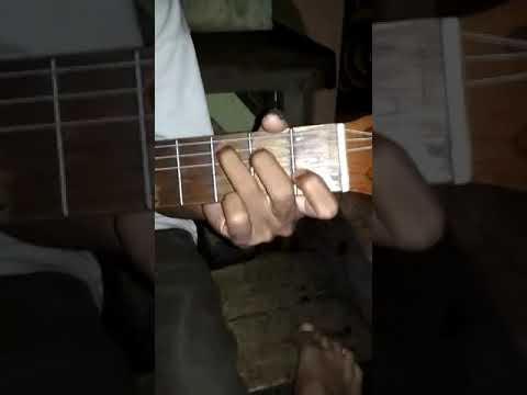 Obbie Mesakh - Antara Benci Dan Rindu (Cover Guitar)