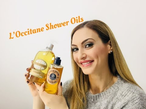 L'Occitane Shower Oils Keep Skin Hydrated This Winter