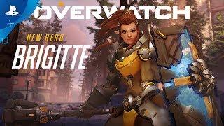 Overwatch - New Hero: Brigitte | PS4