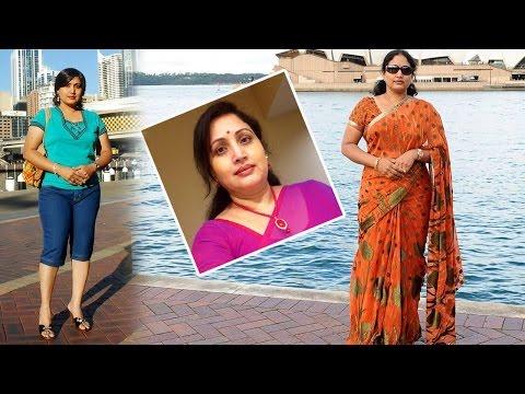 Telugu Actress Rajitha Aunty Unseen Photos