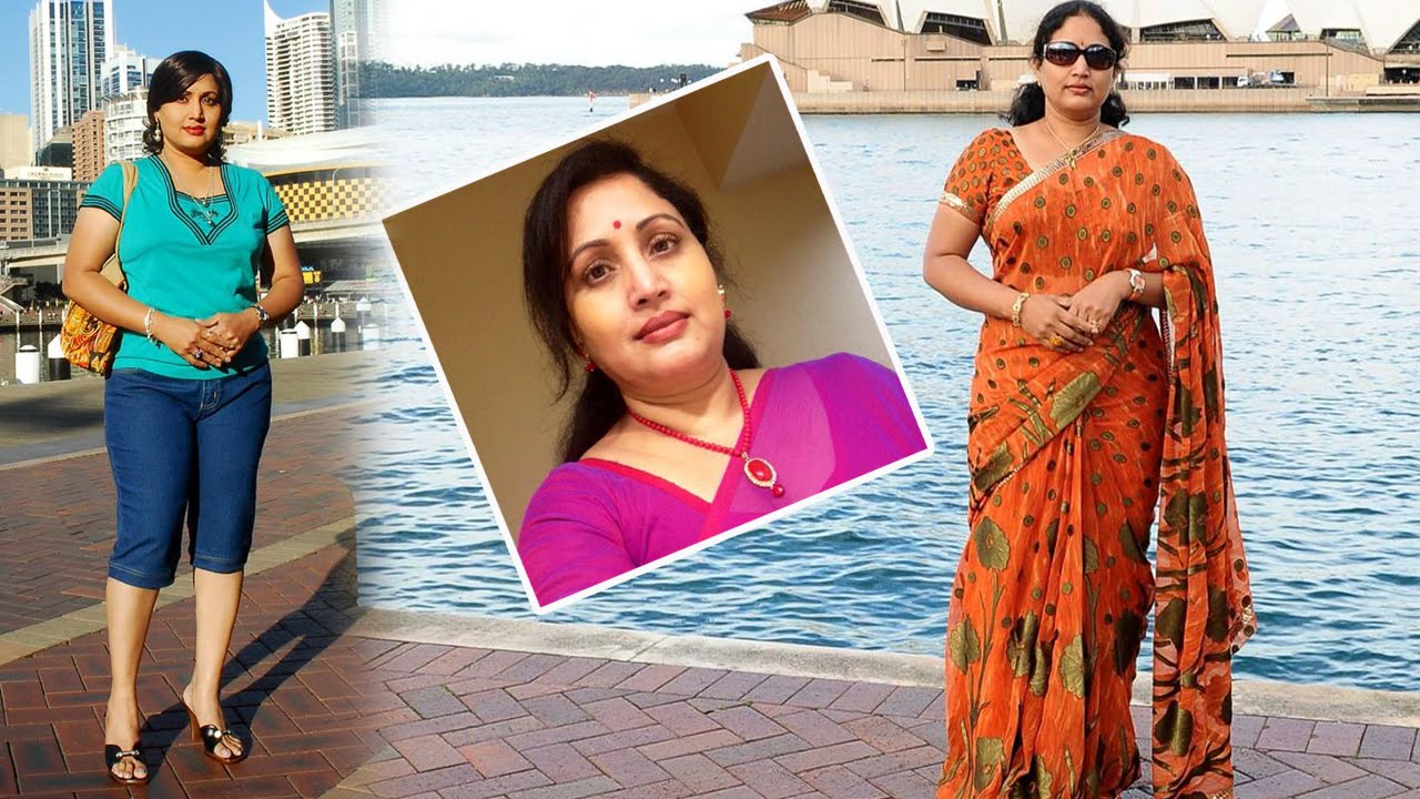 Telugu Actress Rajitha Aunty Unseen Photos - YouTube