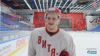 Захар Бардаков в сборной России