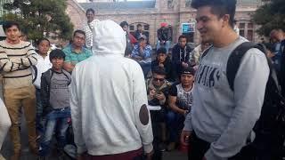 CHRIS vs RICK - OCTAVOS - Directo al Cementerio 2018 Ambato