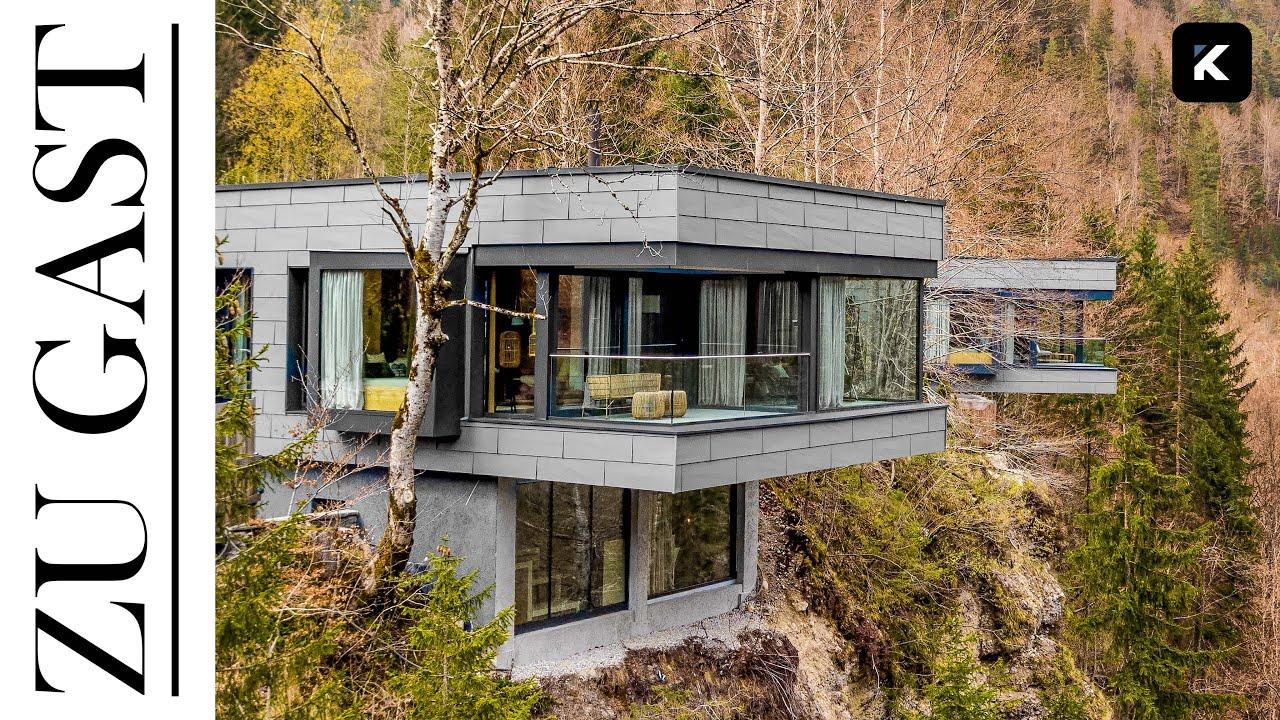 Haustour: Tiny House, Luxus-Urlaub by Four Elements in der Steiermark