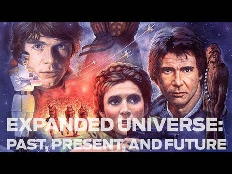 The Star Wars Expanded Universe: Past, Present, and Future