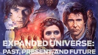 The Star Wars Expanded Universe: Past, Present, and Future thumbnail