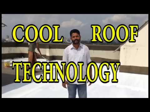 COOL ROOF TECHNOLOGY IN INDIA KOCHI KERALA,ENGINEER PLUS ROOF HEAT PROOFING