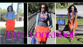 Fall Lookbook 2014| How to Style Thumbnail