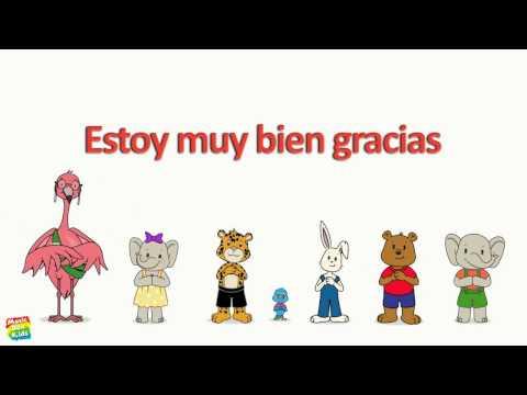 Spanish Lesson for Children -
