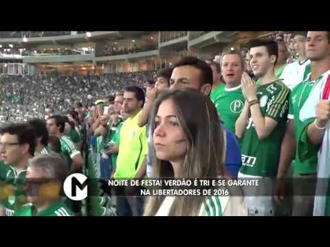 Mesa Redonda - Palmeiras Campeão Da Copa Do Brasil (06/12/15)