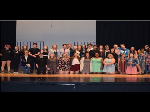 Damascus High School Broadway Revue Third Time's A Charm