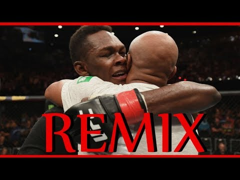 Israel Adesanya - Izzy Normal REMIX ft Anderson Silva