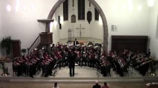 Posaunenchor Langnau und Celebration Brass - Fanfare of Praise (Robert Redhead)