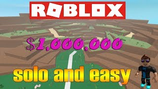Roblox | How To Get Money Fast On Lumber Tycoon 2 (WORKING 2017)