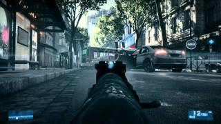 Battlefield 3 PC Gameplay HD