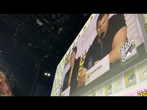 Westworld On HBO Panel At San Diego Comic Con 2019 Vlog 4