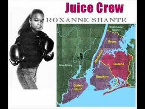 Krs One Vs Shante Bdp Vs Juice Crew